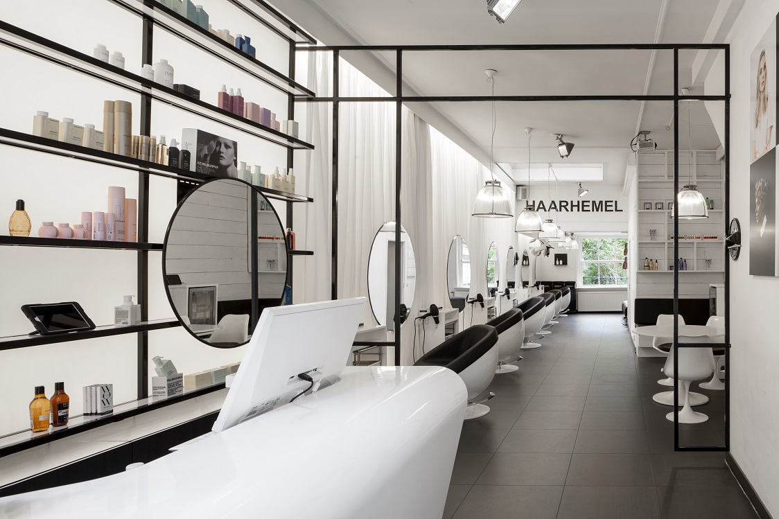 Drop by at our blowdry bar.